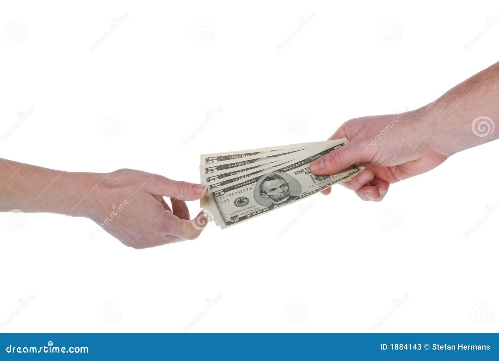 Bill daj dolara pieniądze
