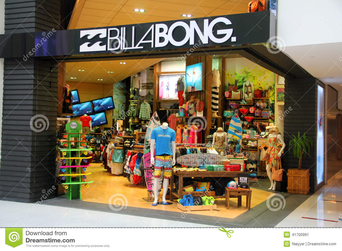 Australian Retail Clothing Stores