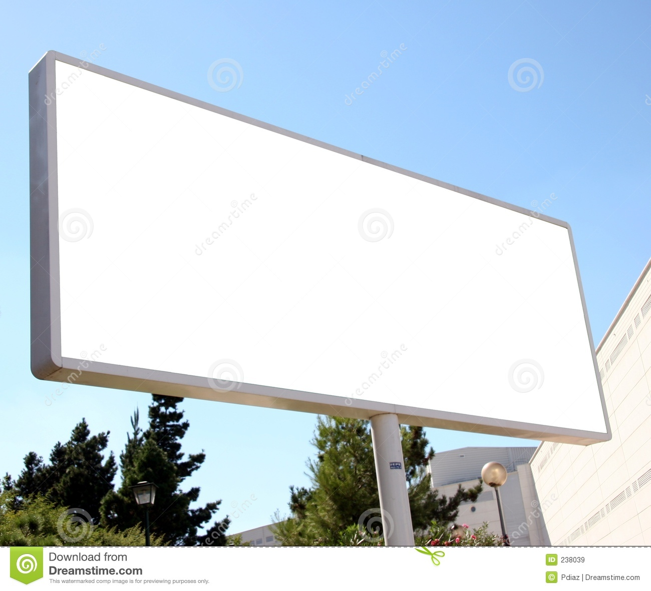 Billboard Royalty Free Stock Images Image 238039
