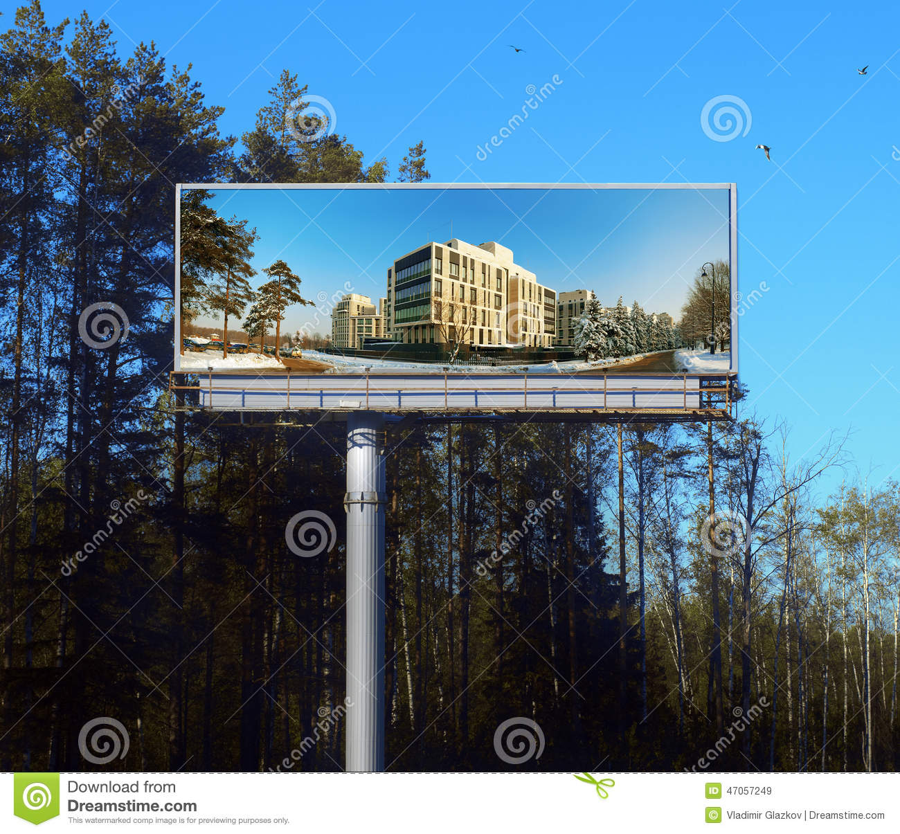 how to make real estate billboards