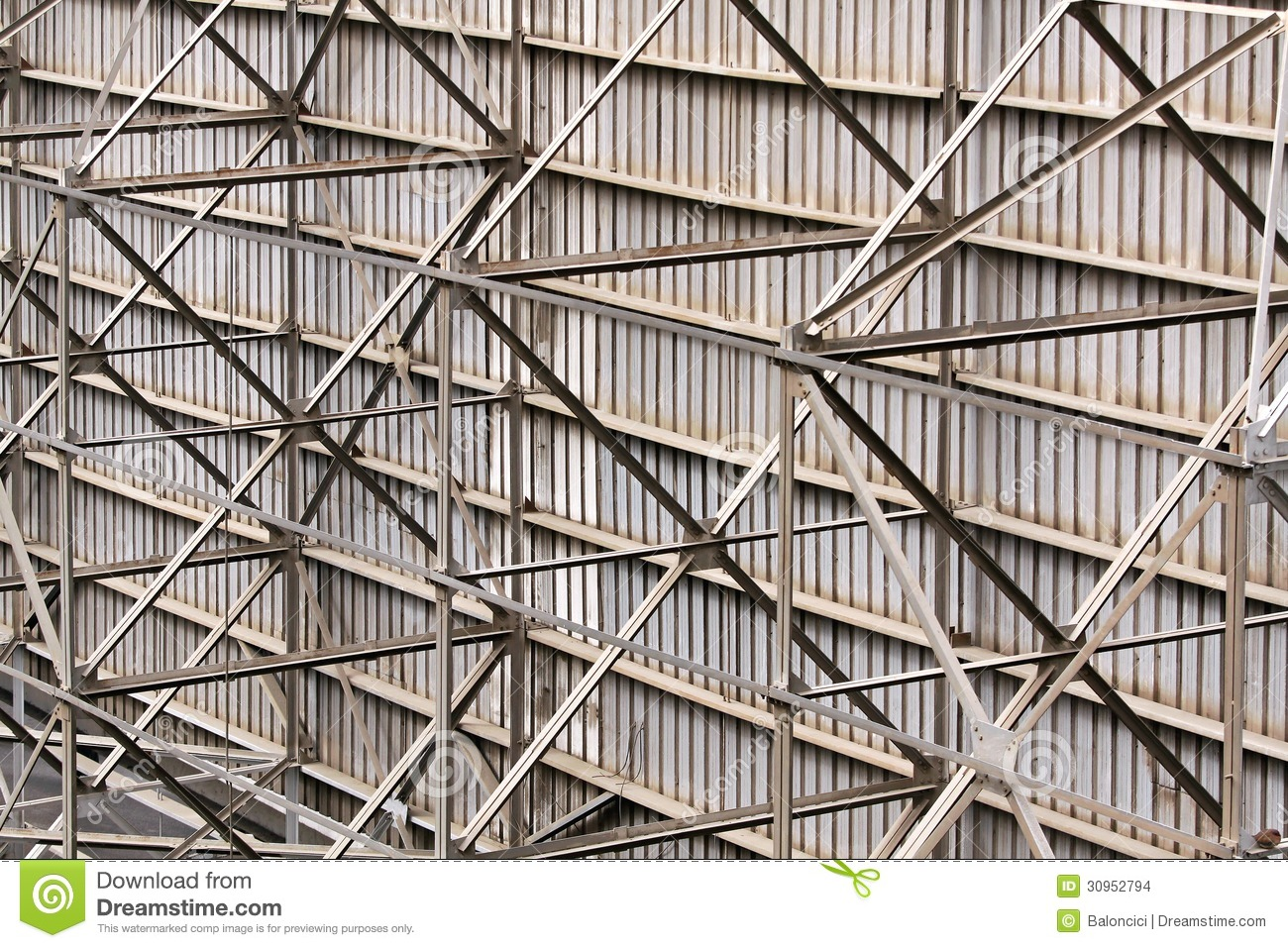Billboard Structure Stock Images Image 30952794