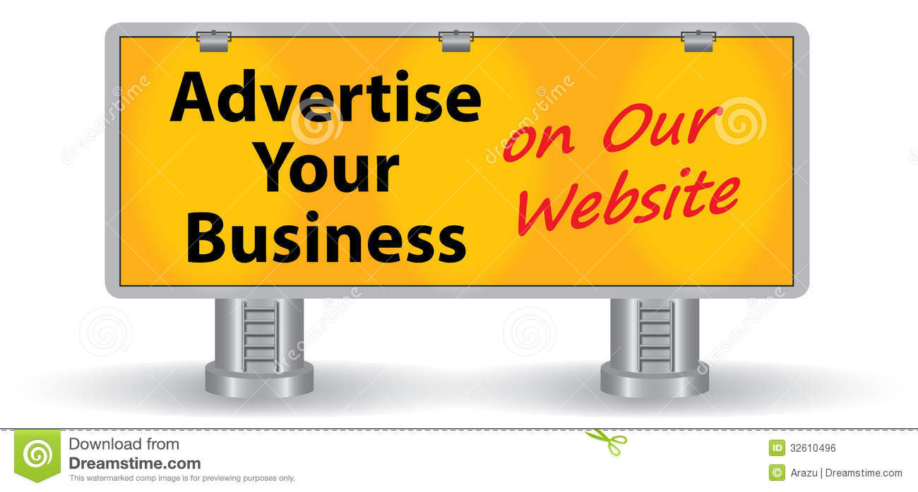 http://thumbs.dreamstime.com/z/billboard-text-spotlights-advertise-your-business-our-website-spot-lights-illustration-white-background-32610496.jpg