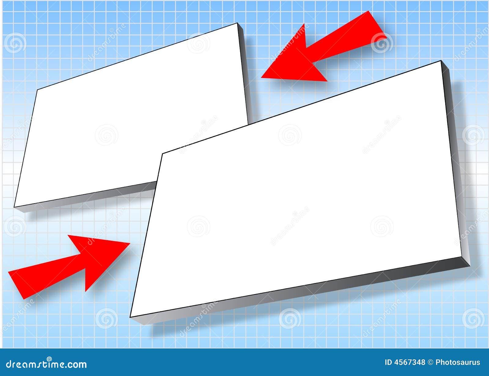 illastator how to put an arrow