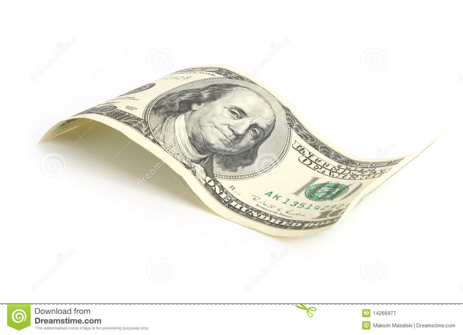 Billdollar hundra