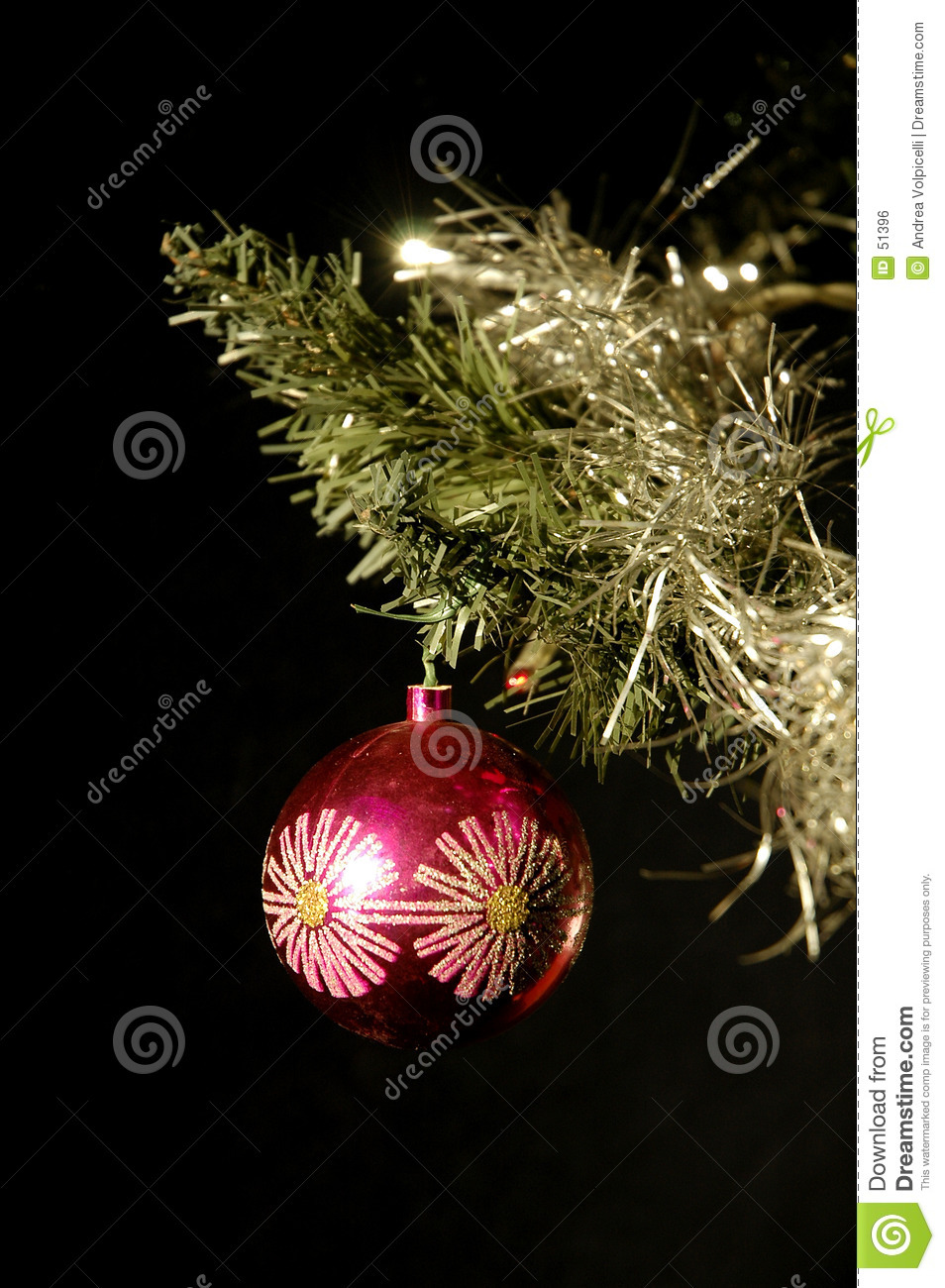 Download Bille 02 de Noël photo stock. Image du rougeâtre, radieux - 51396