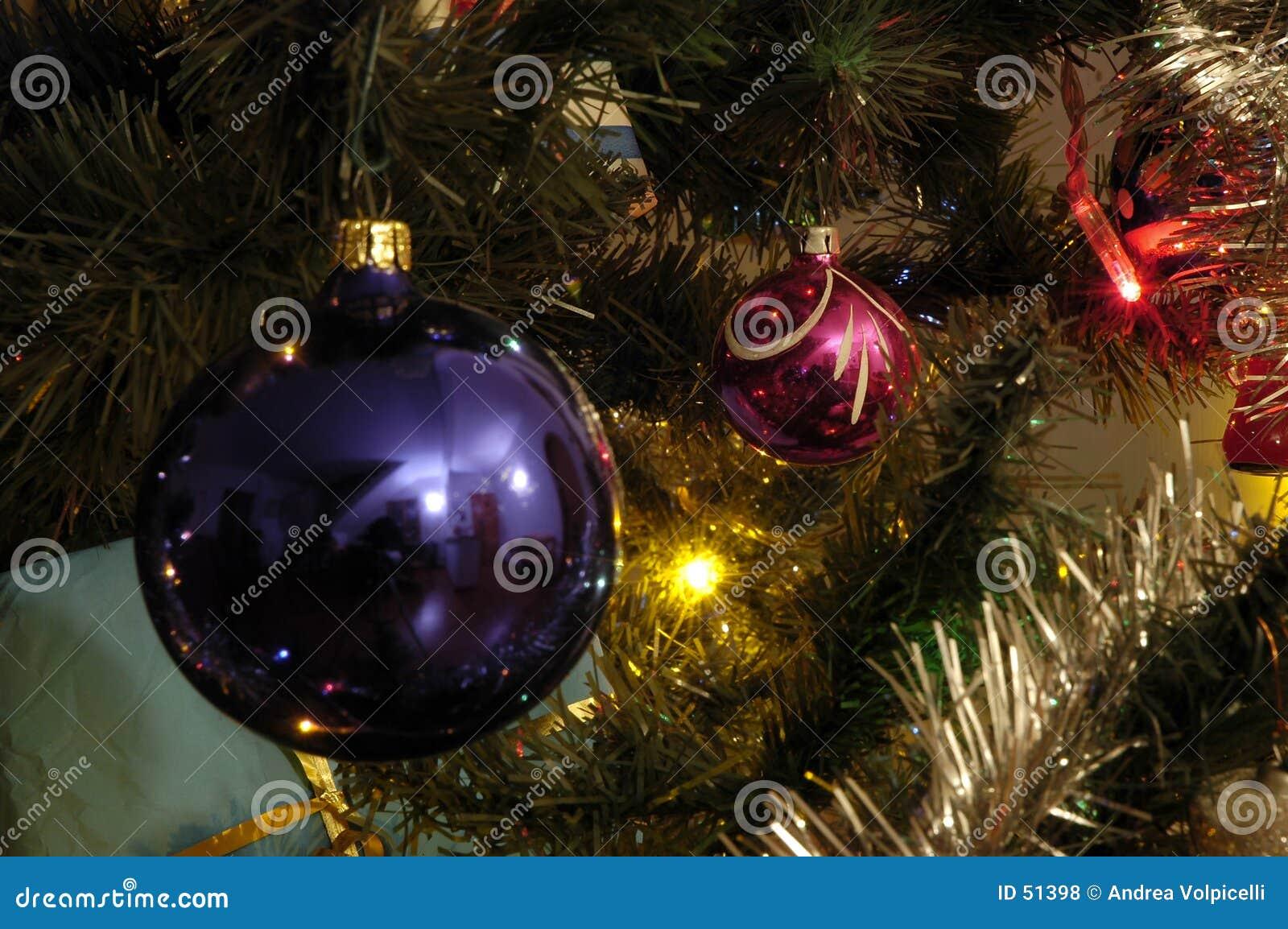 Download Bille 04 de Noël photo stock. Image du décoration, noël - 51398