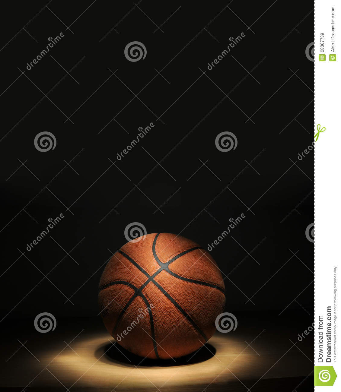 Bille de basket-ball