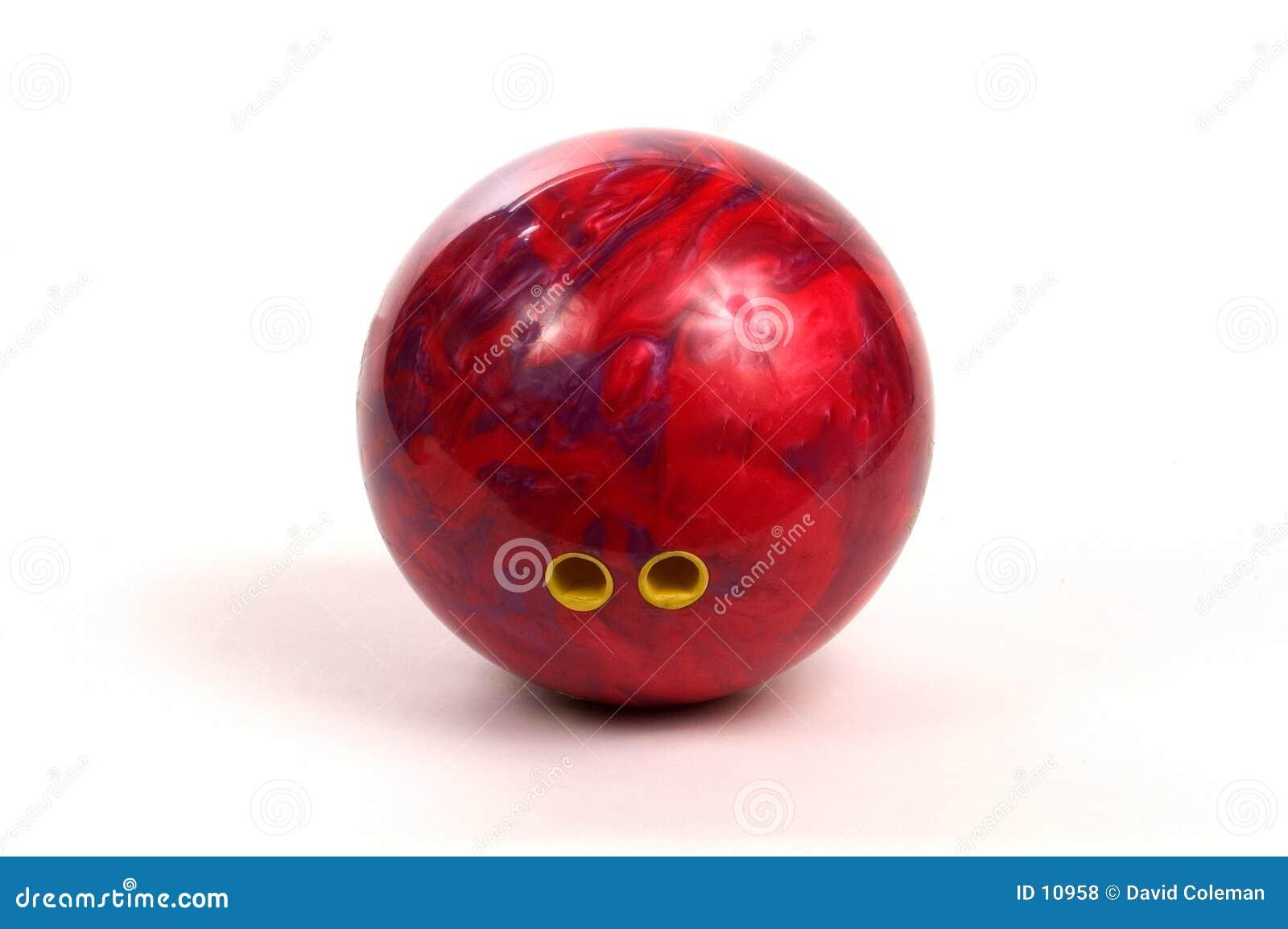 Bille de bowling