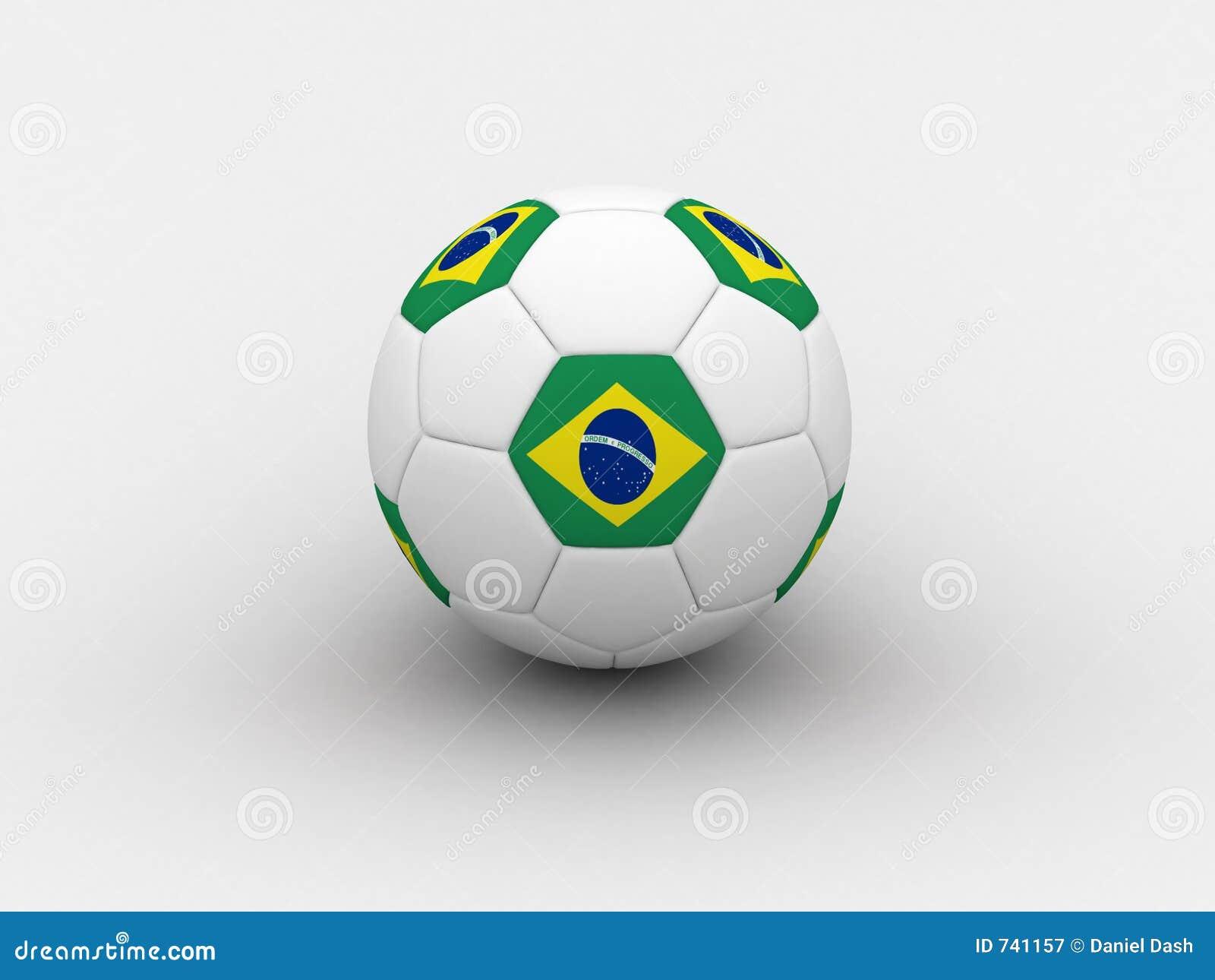 Bille de football du Brésil