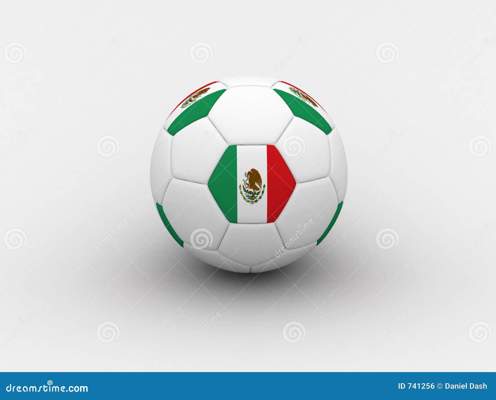 Bille de football du Mexique