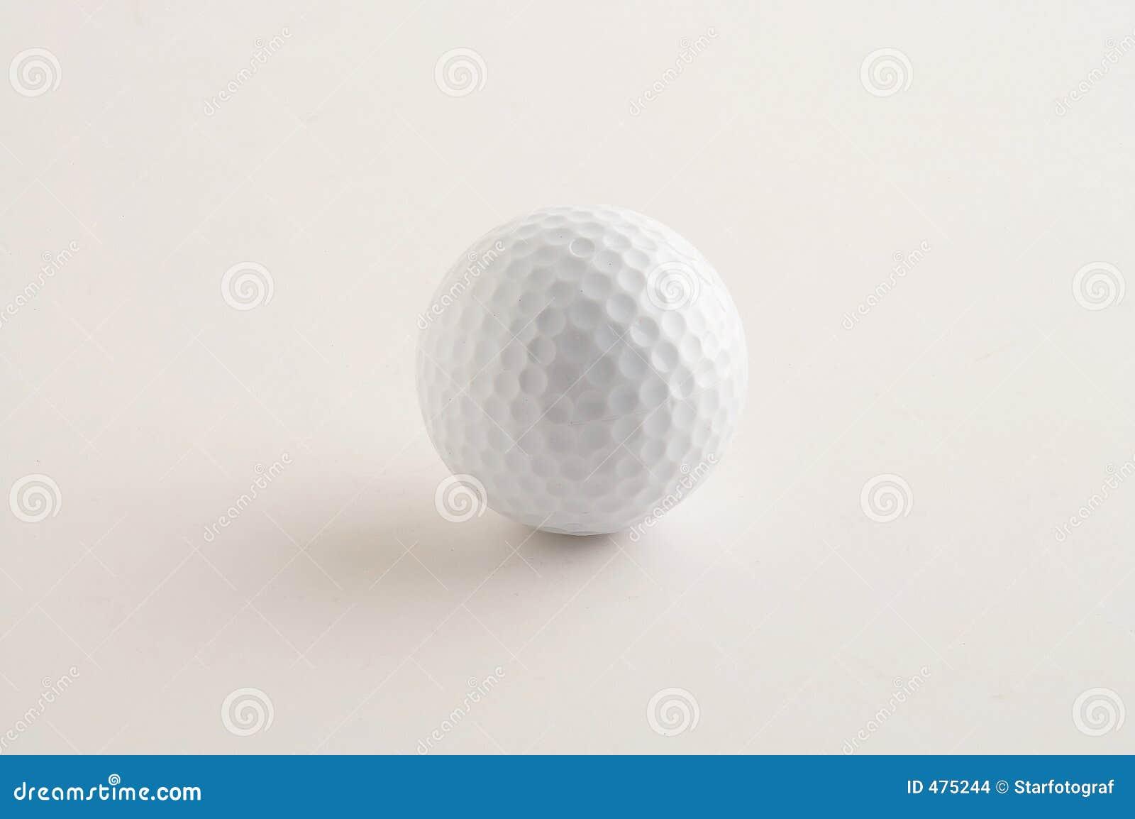 Bille de golf - balle de golf