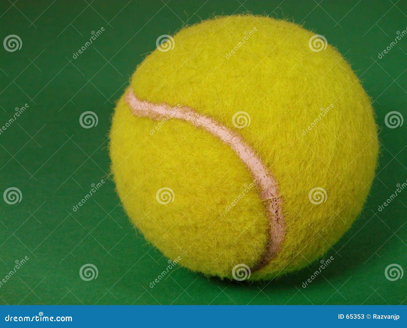 Bille de tennis