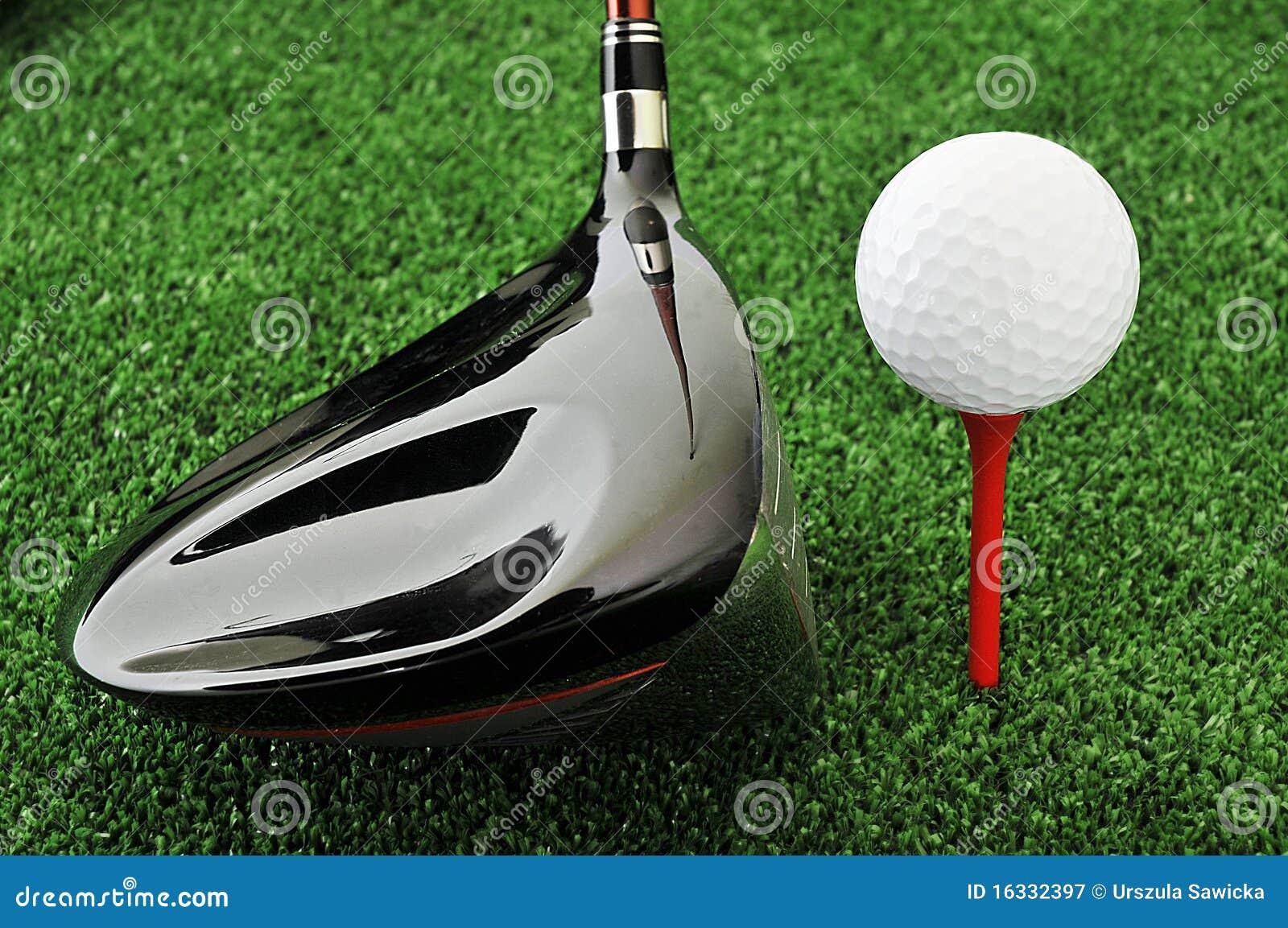 Bille et gestionnaire de golf