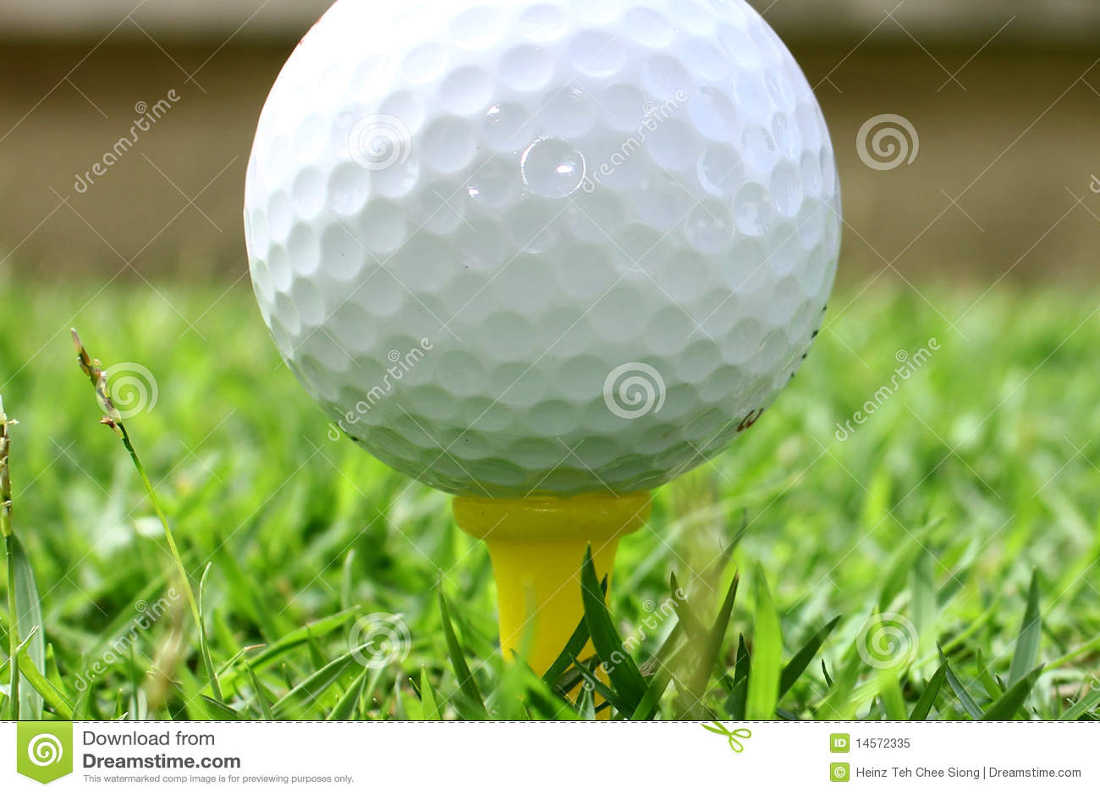 Billes de golf