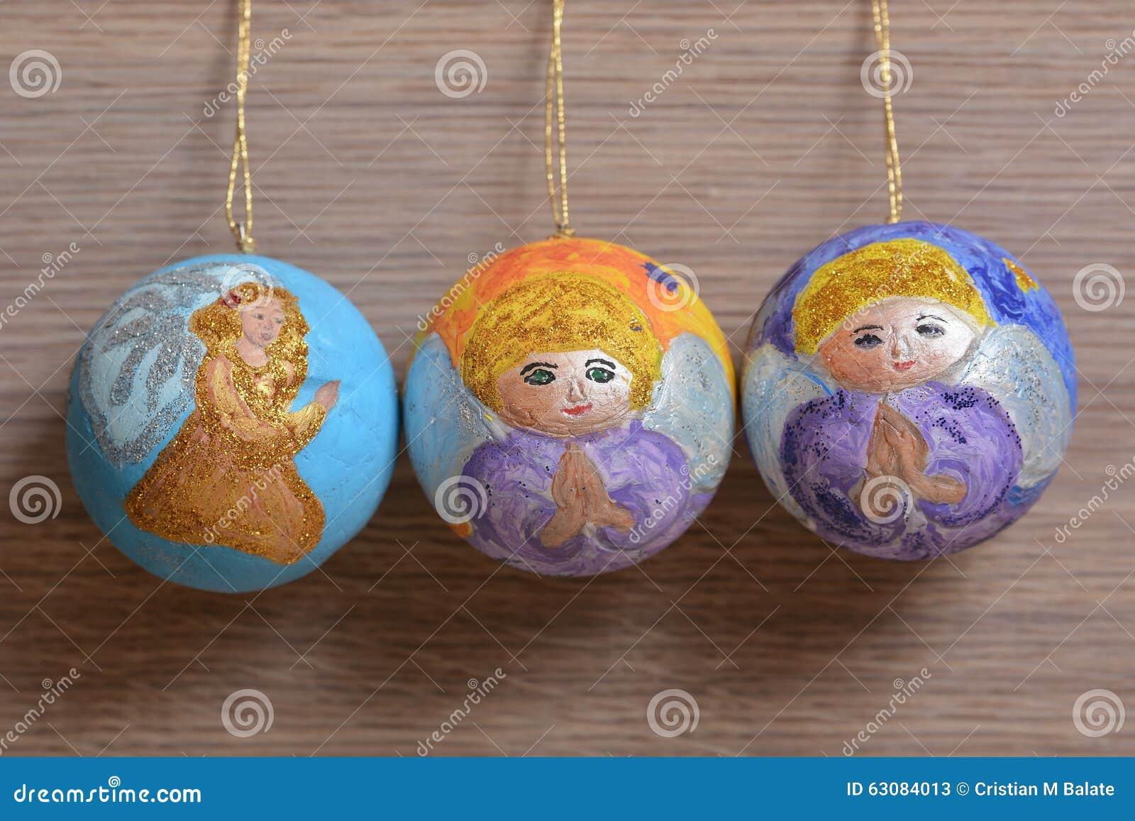Download Billes de Noël image stock. Image du noël, effectué, célébrez - 63084013