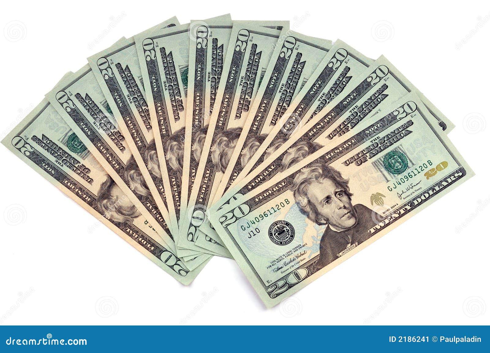 Billet d un dollar 20