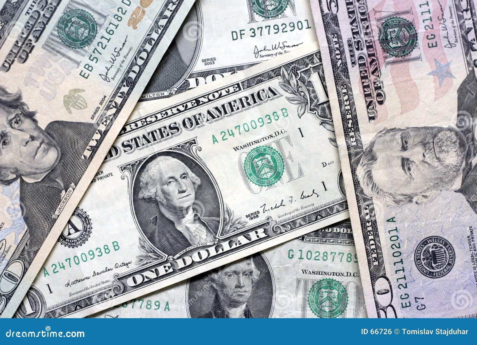 Billets d un dollar