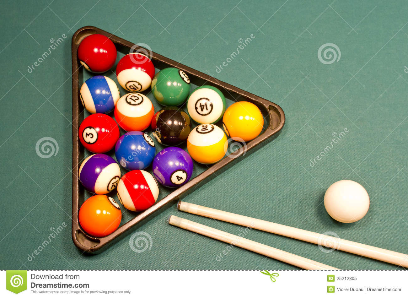 vector in balls pool royalty green free table drawing image billiard