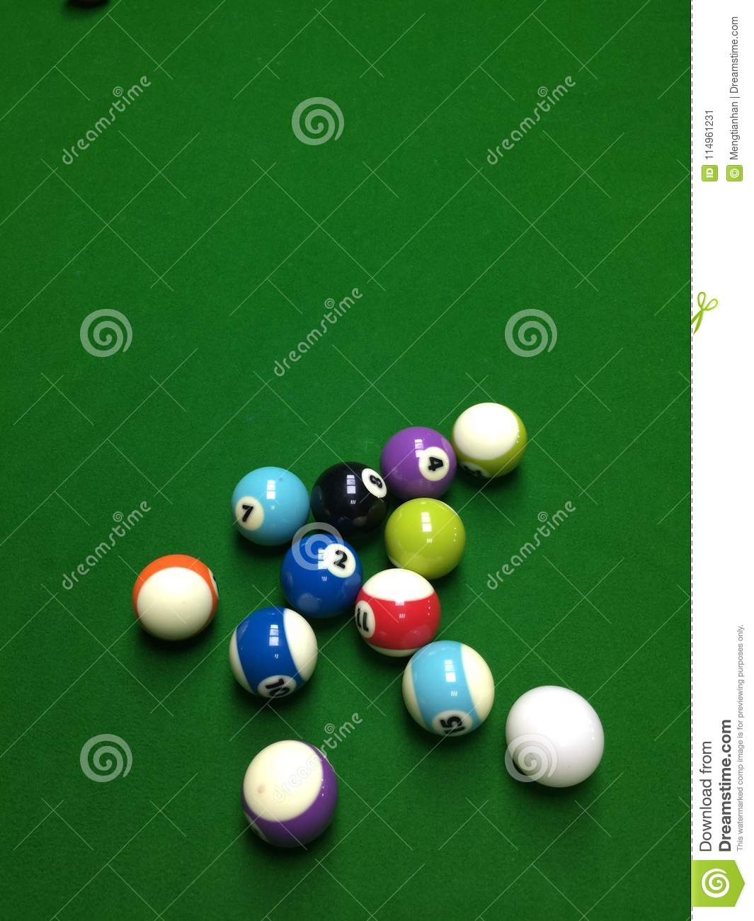 Billiard Tabletop