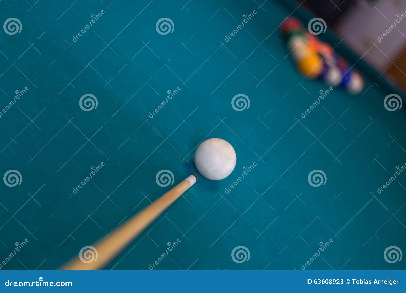 Billiards background