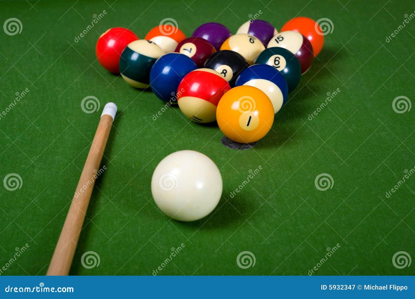 Billiards of Pool