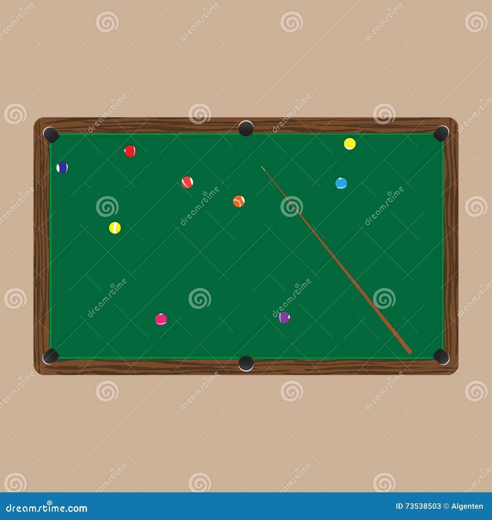Green Room Billiards