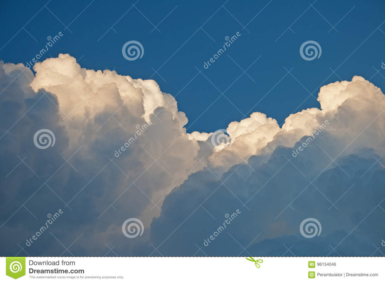 BILLOWING LAYERS OF CLOUD