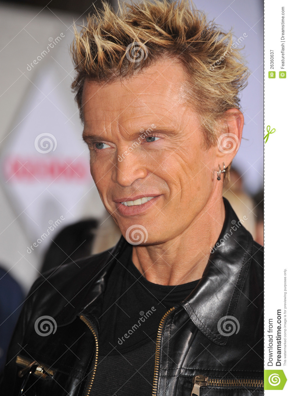 Billy Idol, Walt Disney