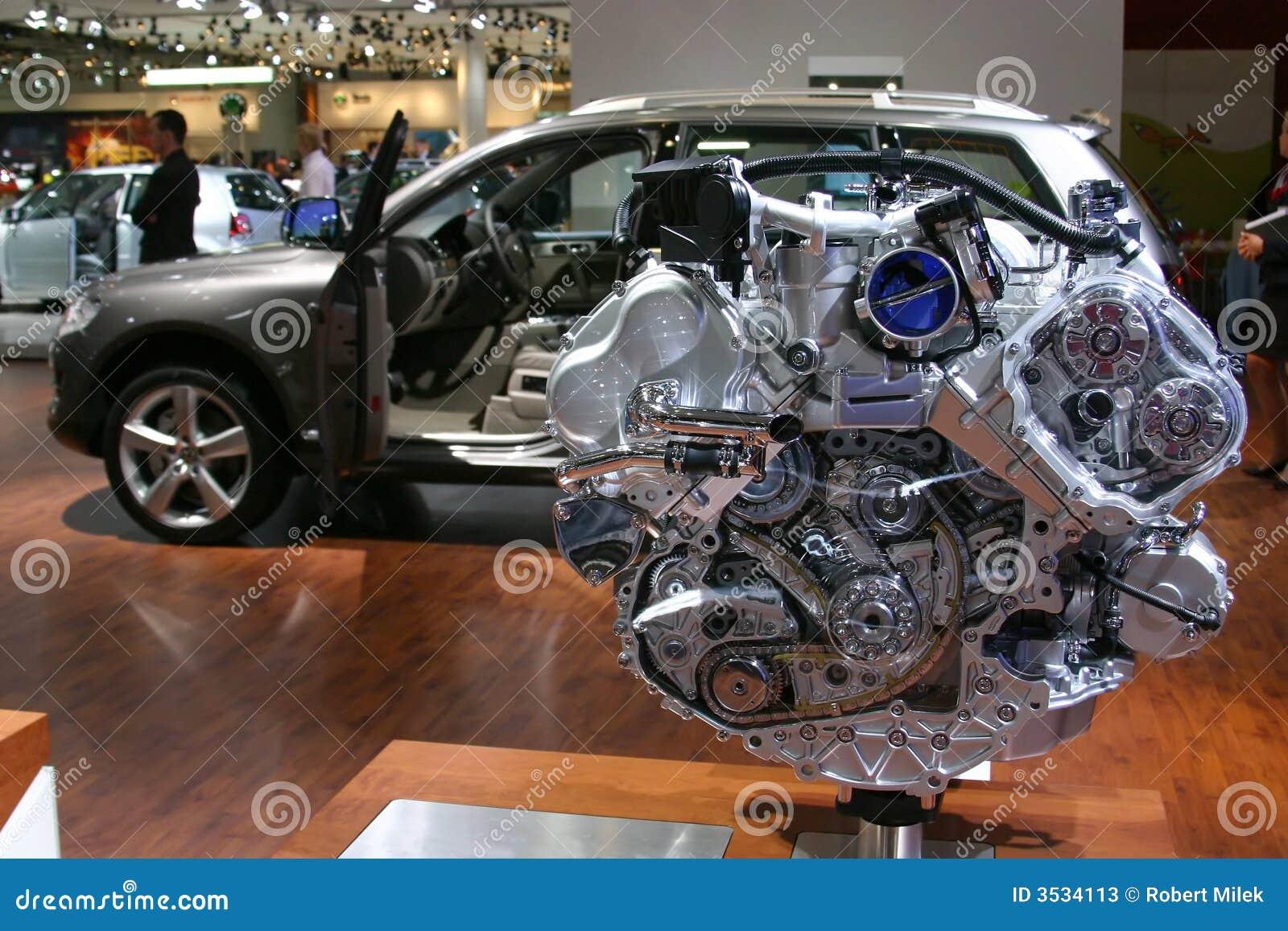 Bilmotordel