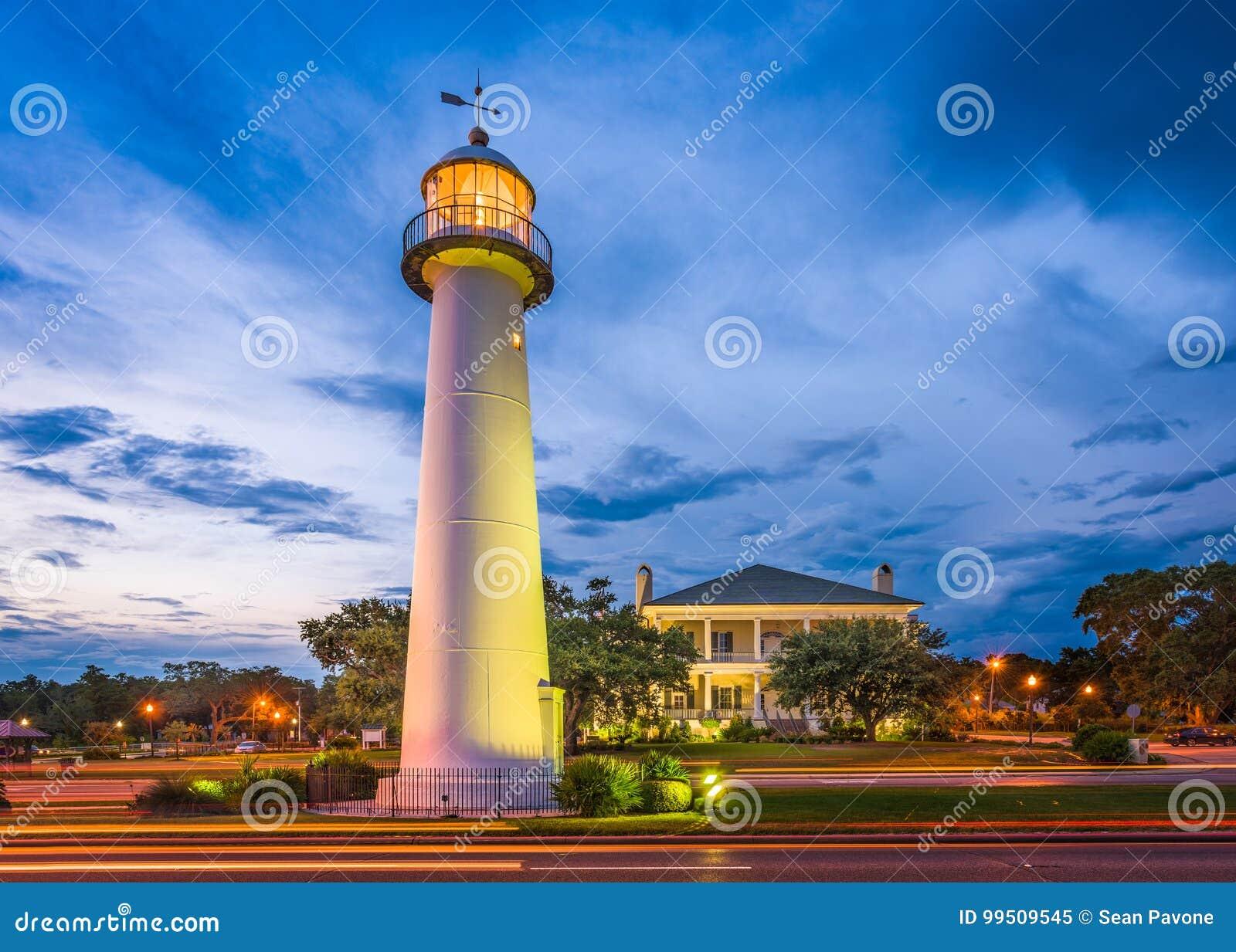 Biloxi, Mississippi Lighthouse