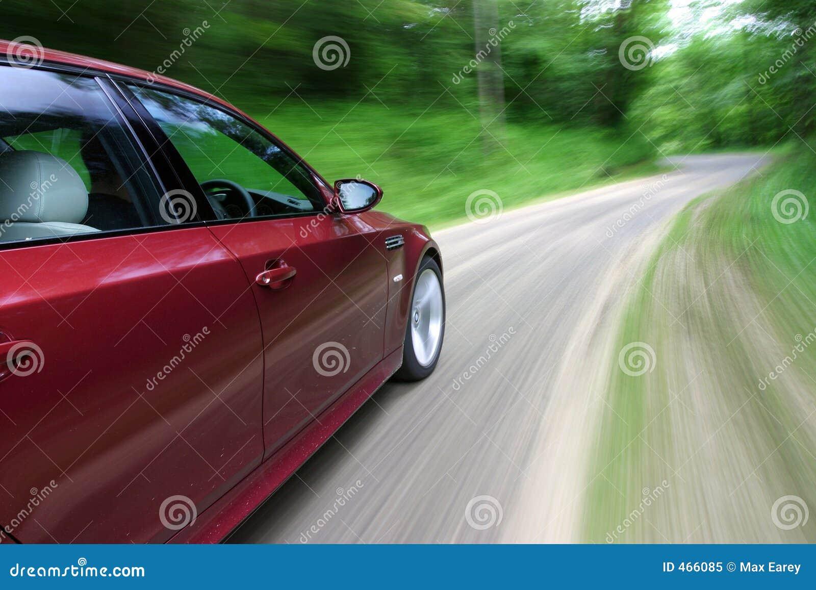 Bilrörelse
