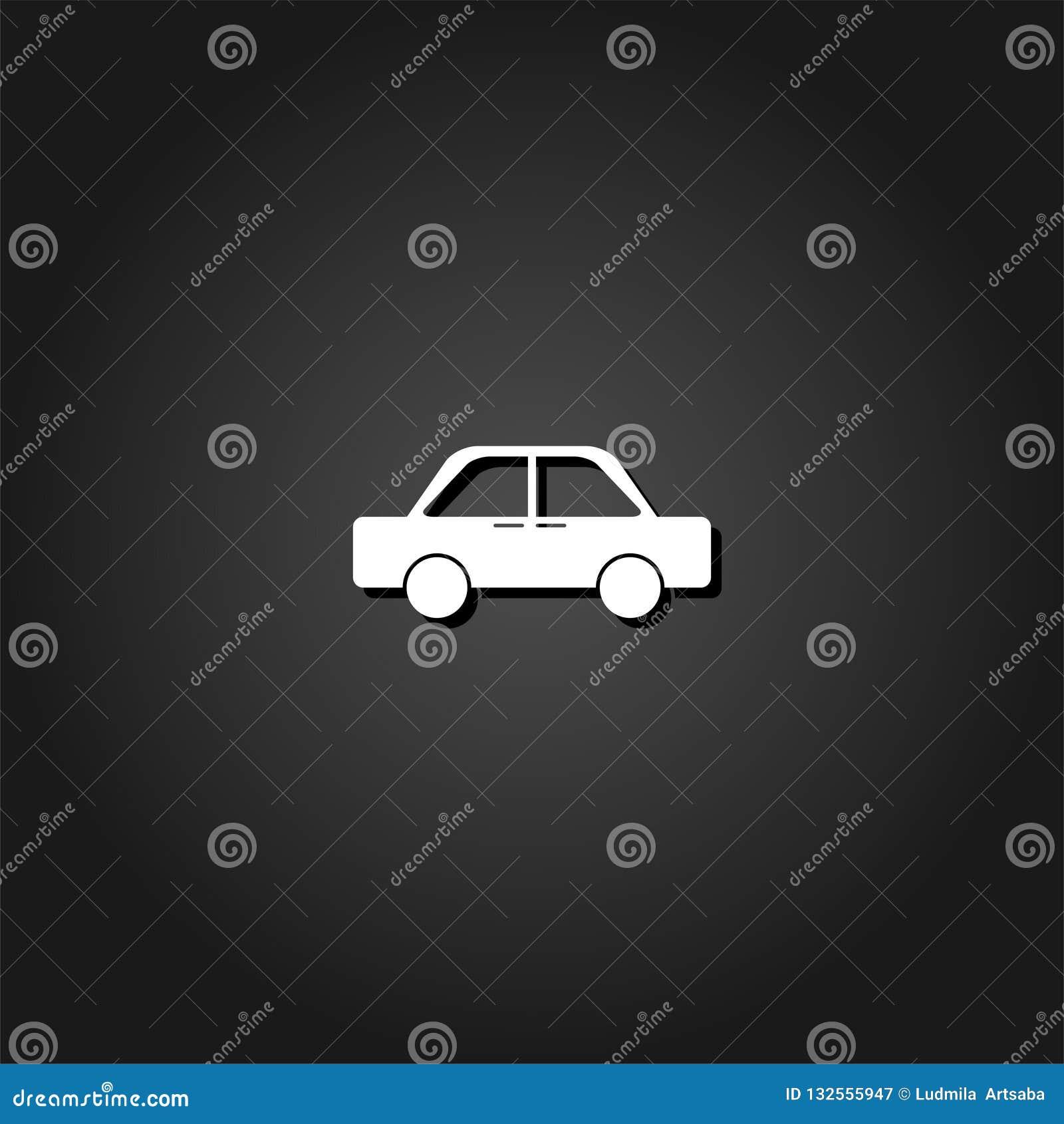 Bilsymbolslägenhet