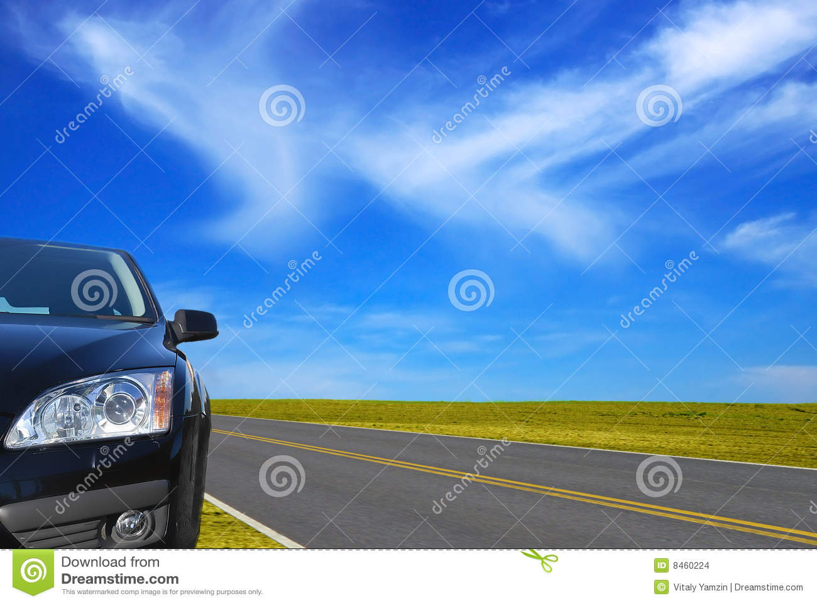 Bilväg