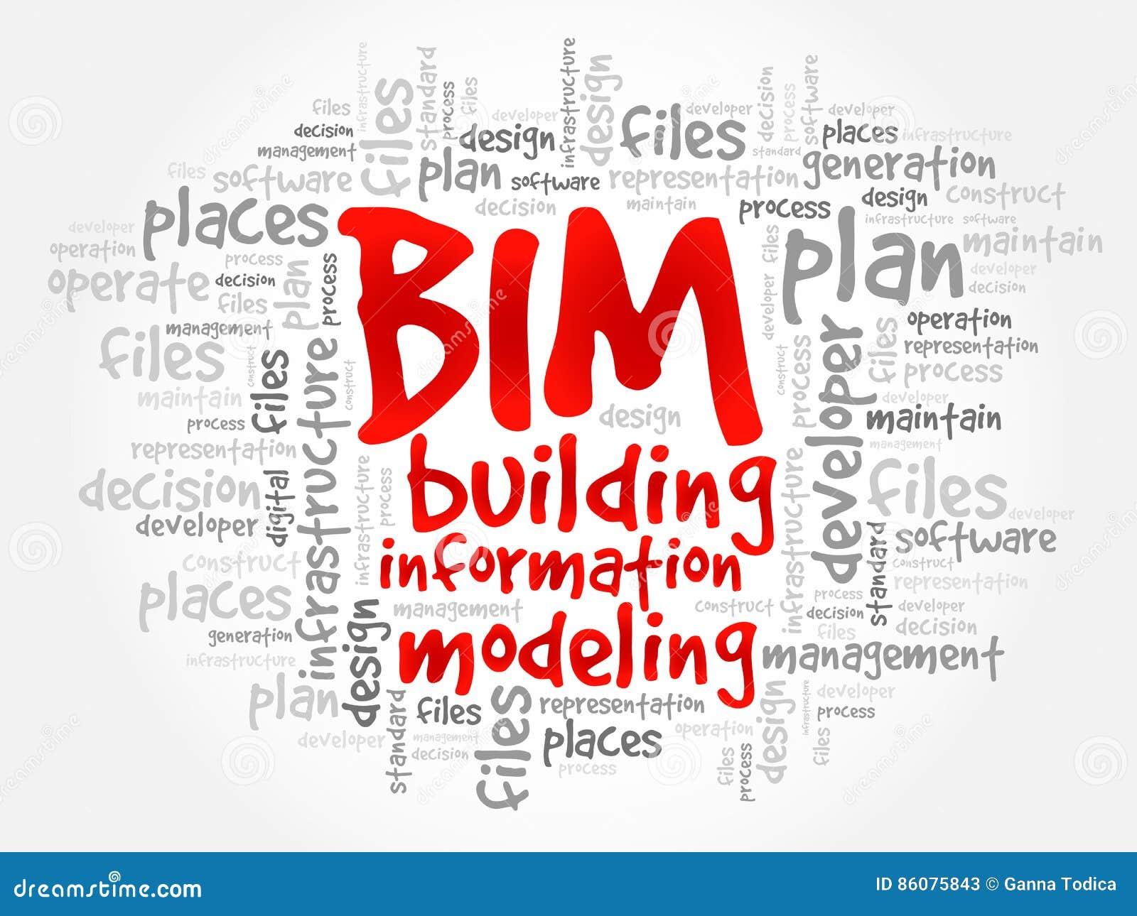 BIM - Modélisation de l information de bâtiment