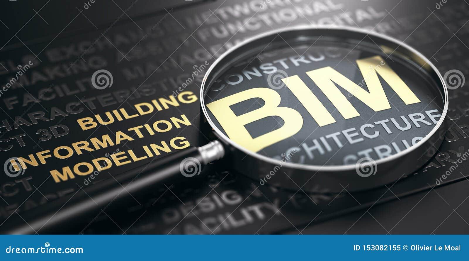 BIM - Mod?lisation de l information de b?timent