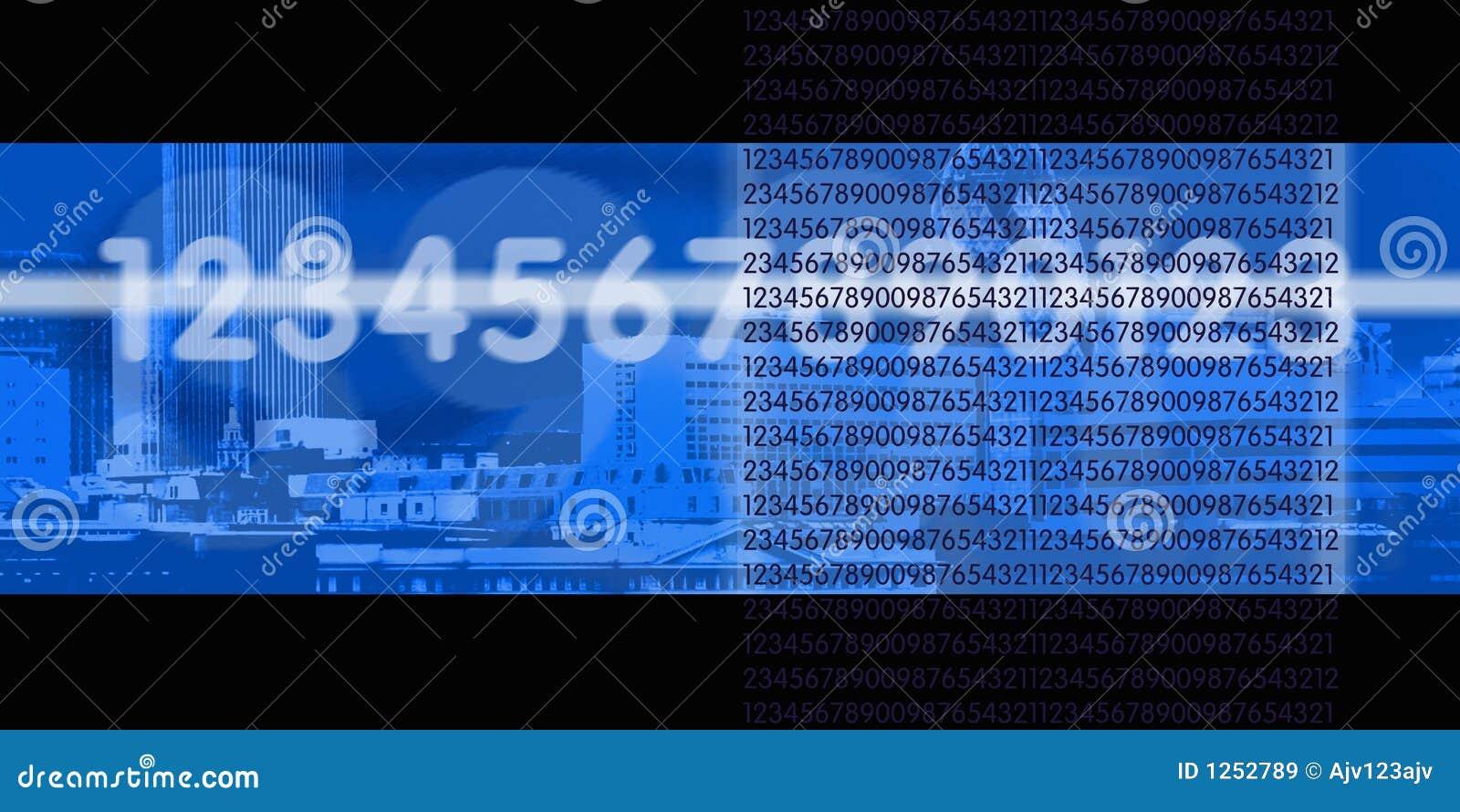 Binär digital ström