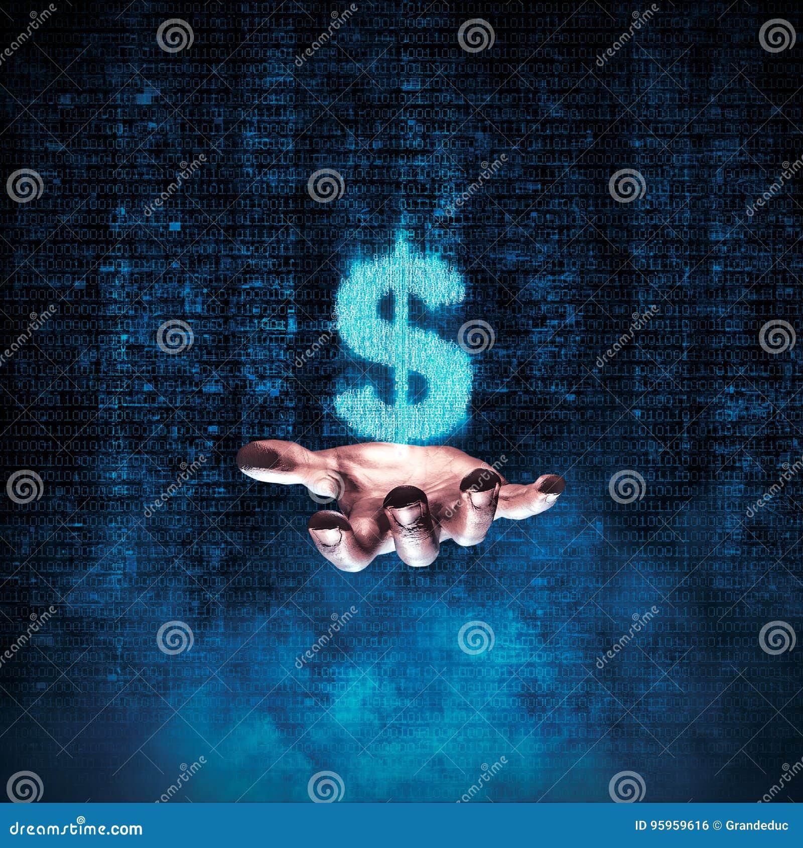 Binarna dolarowa ręka