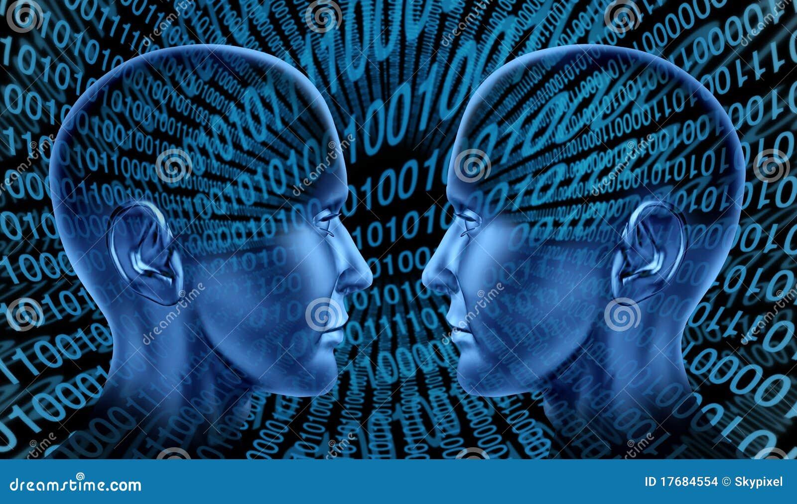 Binarnego kodu cyfrowej wymiany hu udzielenia technologia