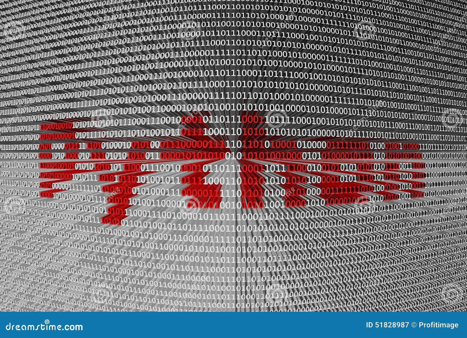 Binary Code Is A High Level Programming Language Python Stock