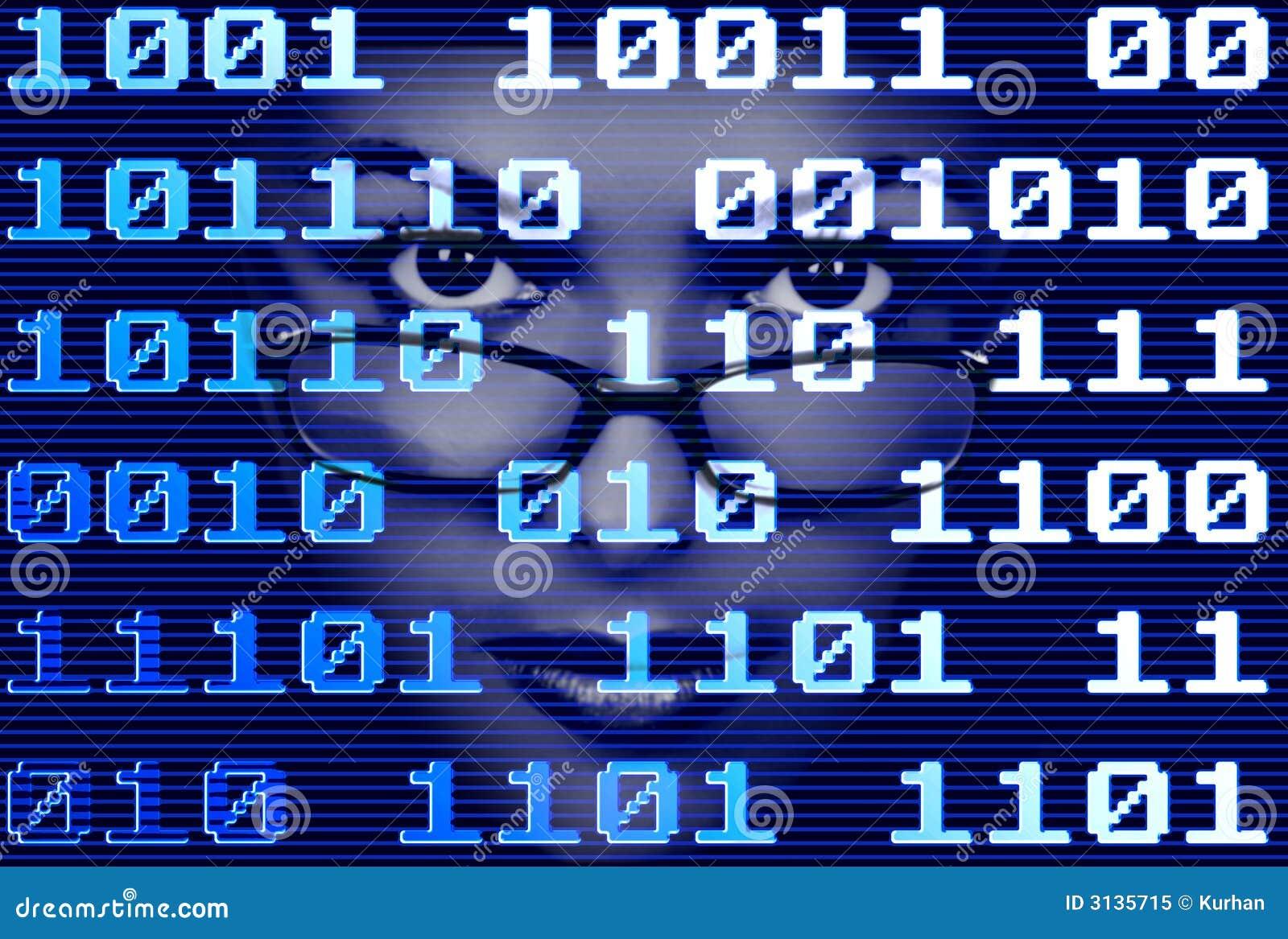 Binary Woman