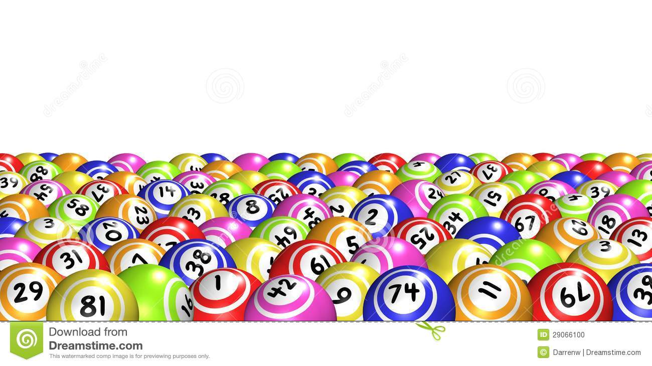 Bingo Background Stock Photo - Image: 29066100