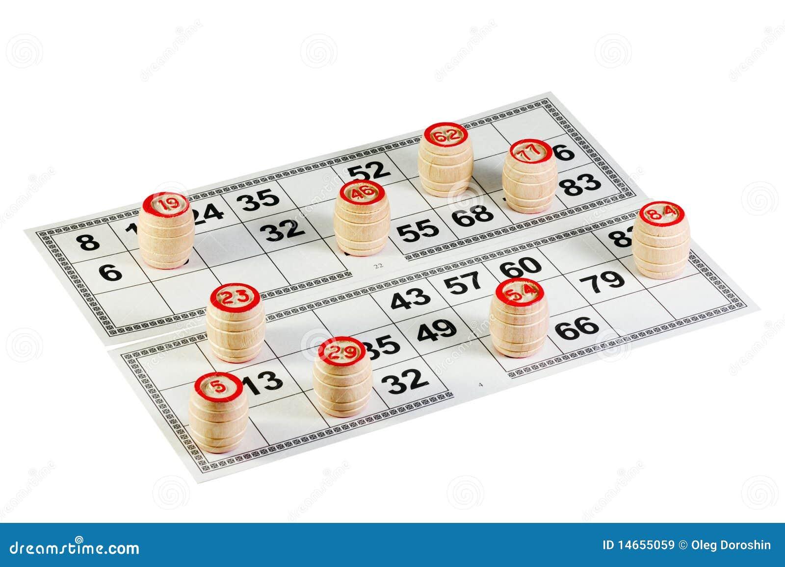 Bingo del gioco