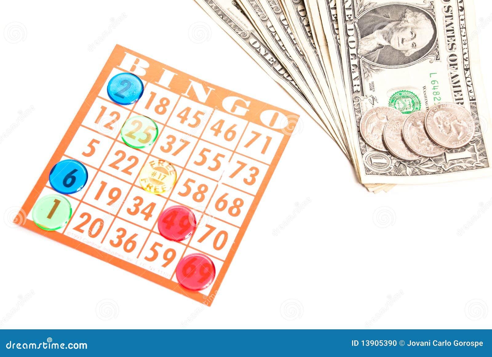 Gambling bingo online