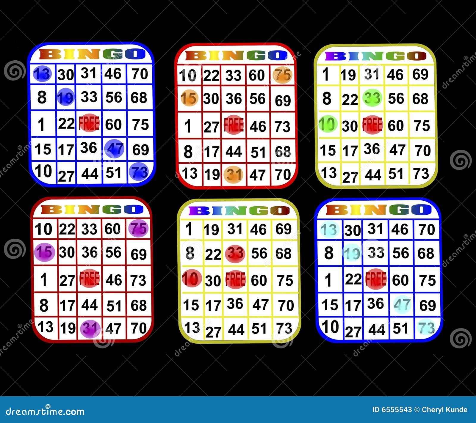 Bingo grępluje sześć