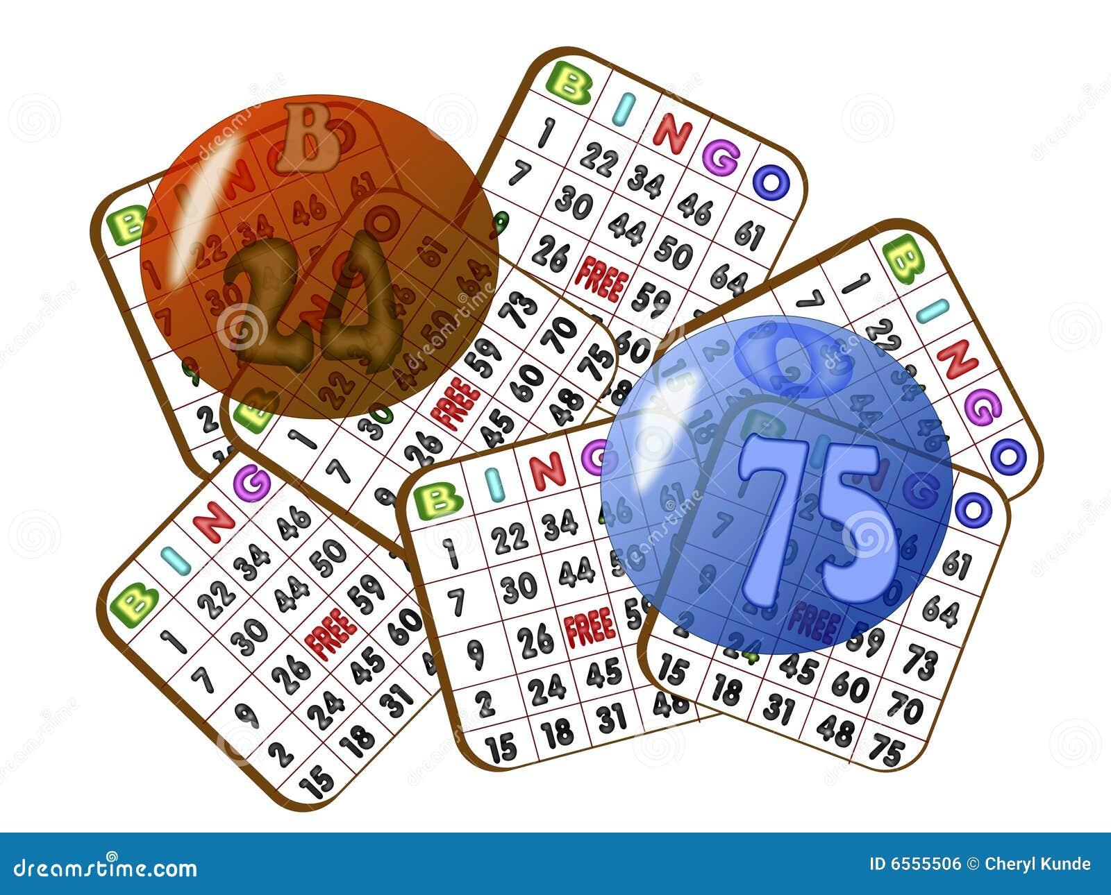 Bingo karty bigos