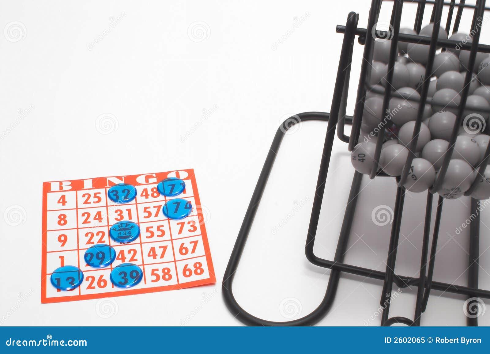 Bingo Karte