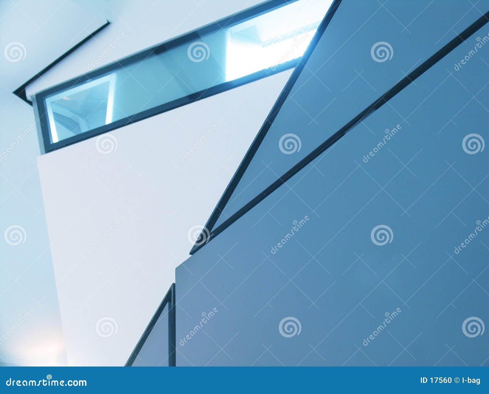 Binnen spel 02 van vensterslijnen