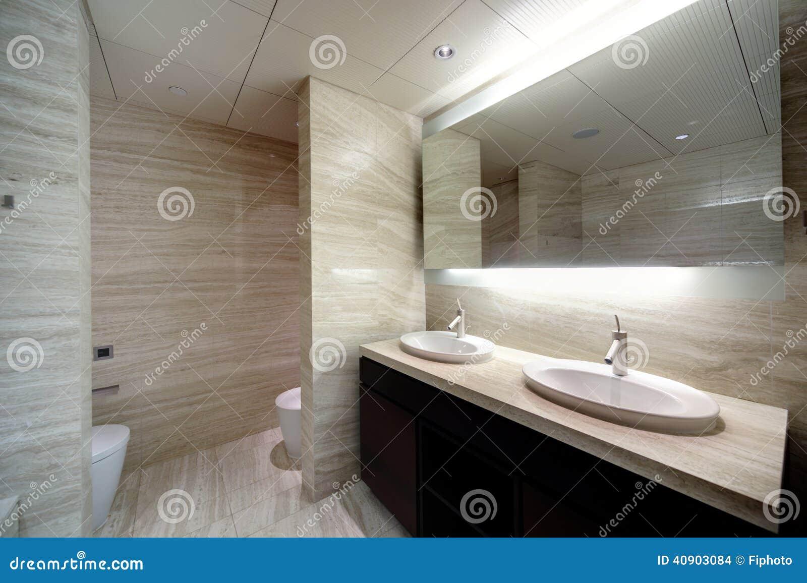 Ruime toilet stijl en verkoop