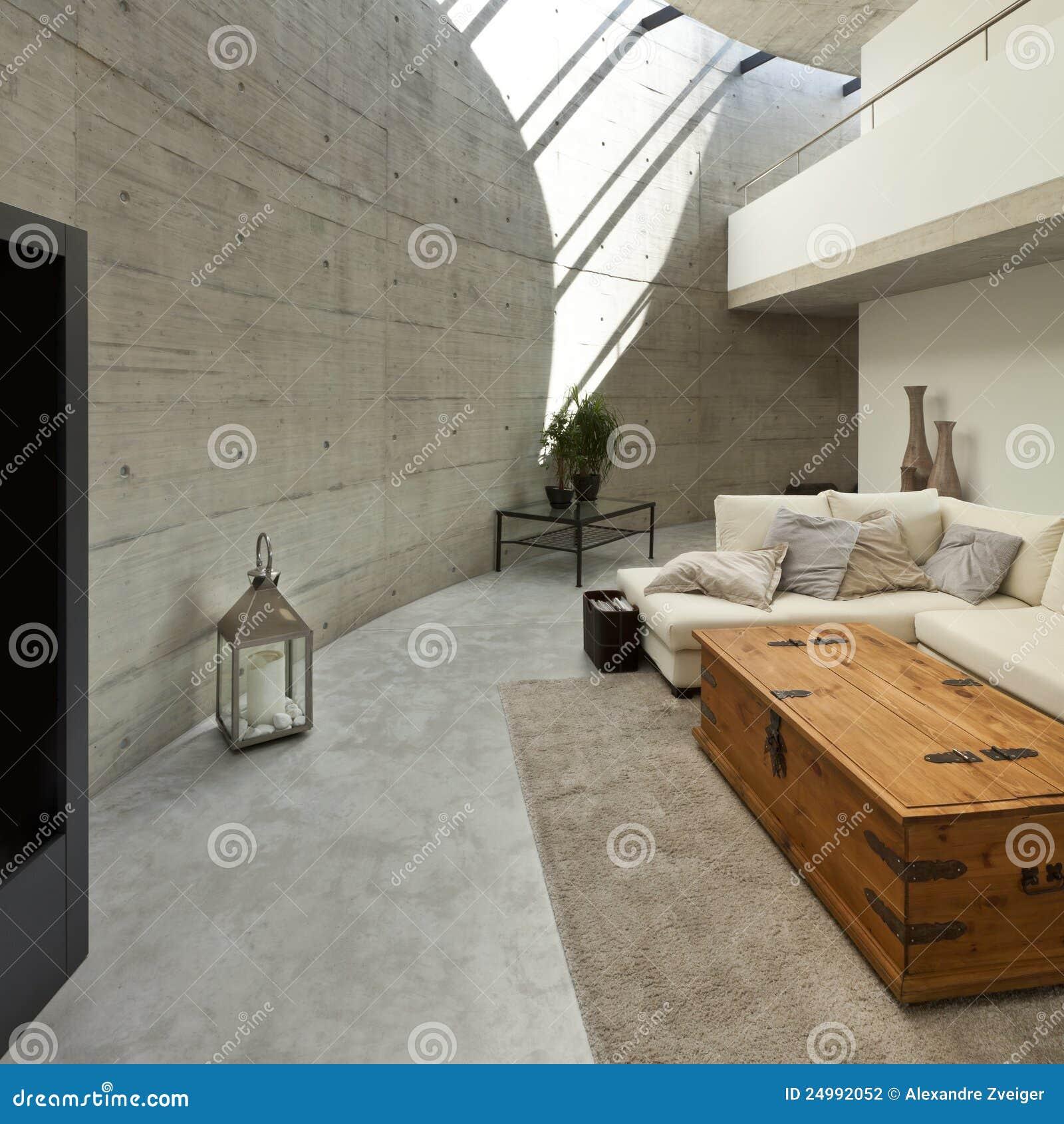Binnenland, woonkamer