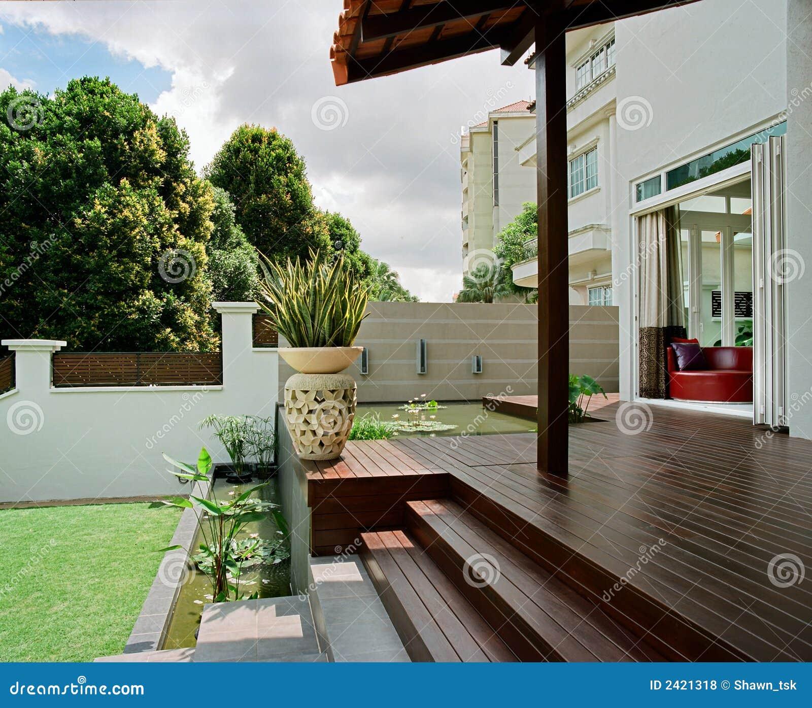 Rood geel keuken muur - Tuin ontwerp foto ...